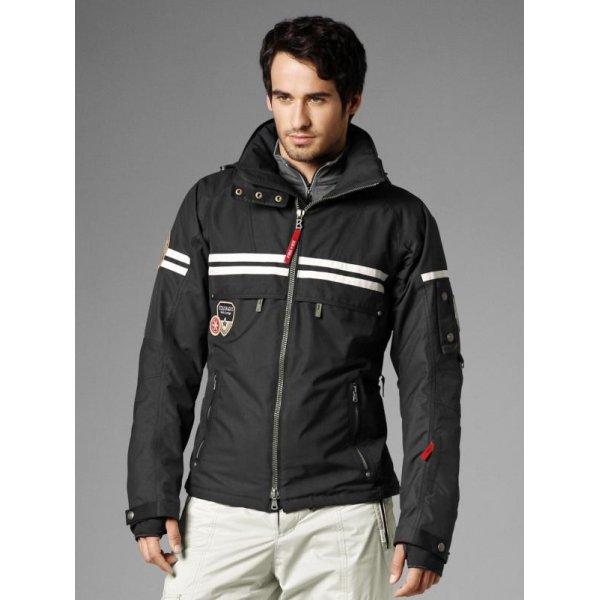 Killtec Feroi Men's Ski Jacket in Navy or Black, # Priced at $, with Free Shipping.