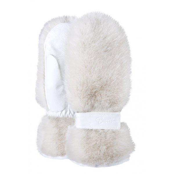 Barts Fur Paws Ski Glove In White