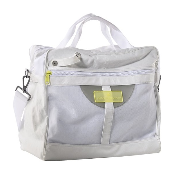 Adidas Stella Mccartney Adidas Stella McCartney Tennis Bag in White ... eb4b5bdd71