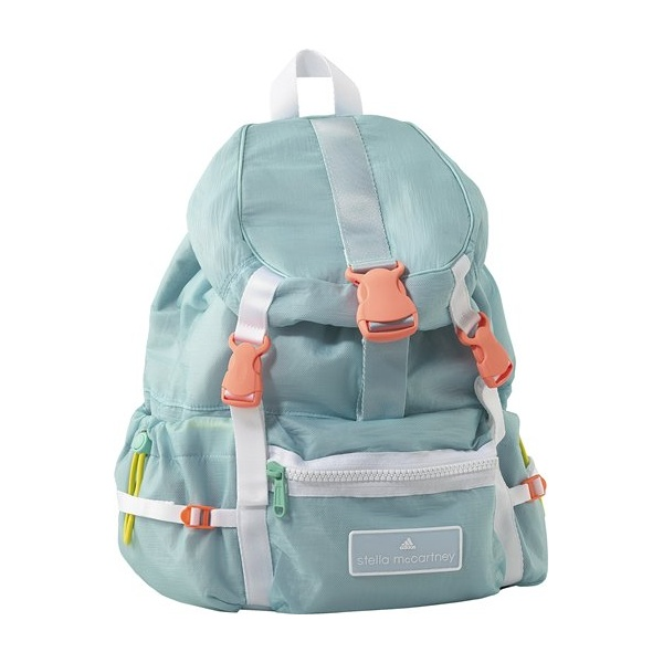 5c62a73e9a7b Adidas Stella Mccartney Adidas Stella McCartney Back Pack in Vapour Blue