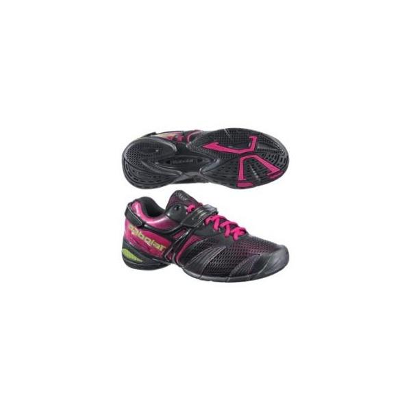 ee35c81c5c87 Babolat Propulse Lady 3 Tennis Shoe in Black Rose