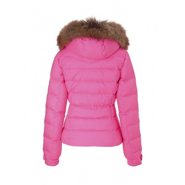 Bogner Sale D Womens Ski Jacket In Bright Pink