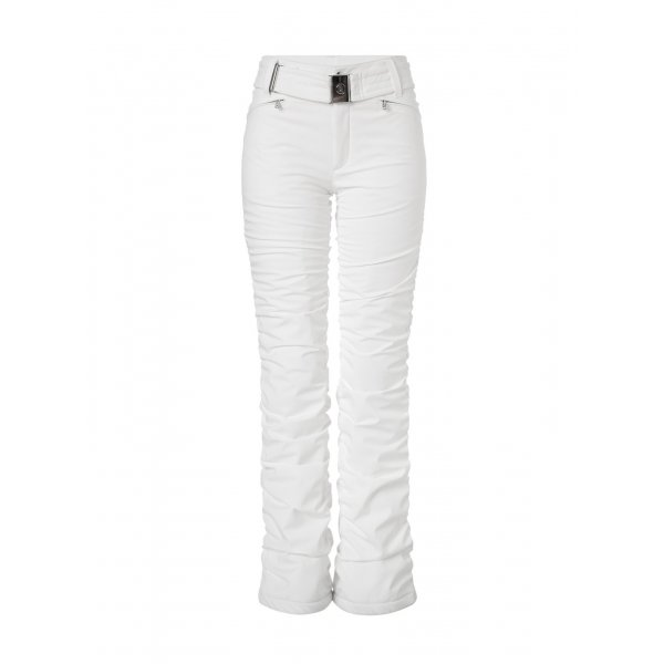 Bogner Rominja Womens Fitted Ski Pant In Cream ... be8111a3a94c