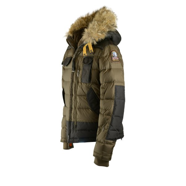 ... Parajumpers Third Skimaster Mens Ski Jacket in Army. ‹