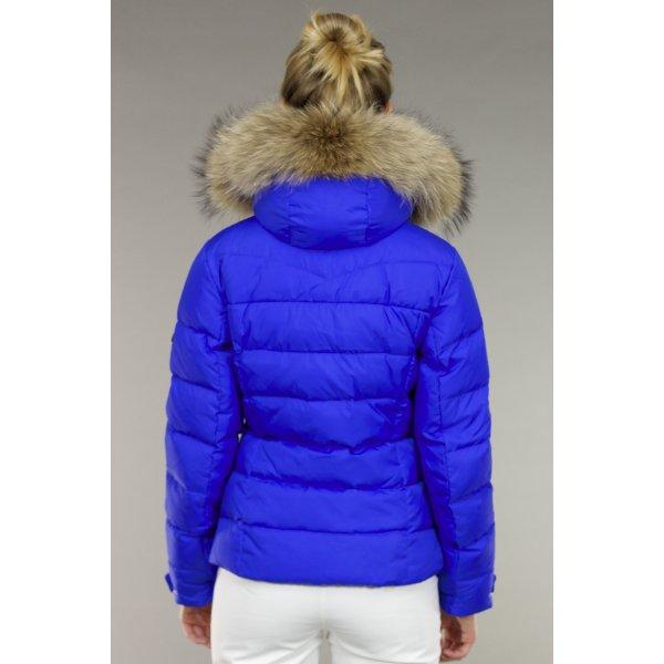 bogner sale d ski jacket premium trim edition in blue. Black Bedroom Furniture Sets. Home Design Ideas