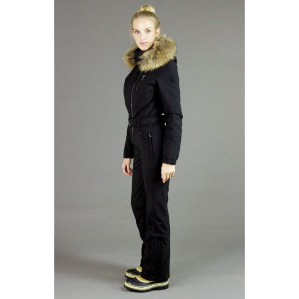 Women Winter Black Jumpsuit Waterproof Ski Snow Suit Outdoor Sport Wear Overall #Unbranded #SkiJumpuit. Find this Pin and more on Women Winter Suits by Svetlana. Women Winter Black Jumpsuit Waterproof Ski Snow Suit Outdoor Sport Wear Overall See more.