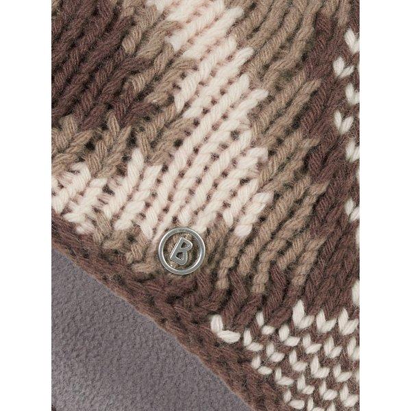 7b73e0d50 Bogner Ophelya Womens Designer Ski Hat in Champagne