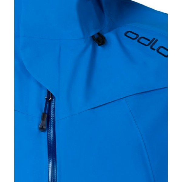 Tex mens Wear From Odlo Spirit In Blue Jacket Mens Gore Ski Bvqqwz5