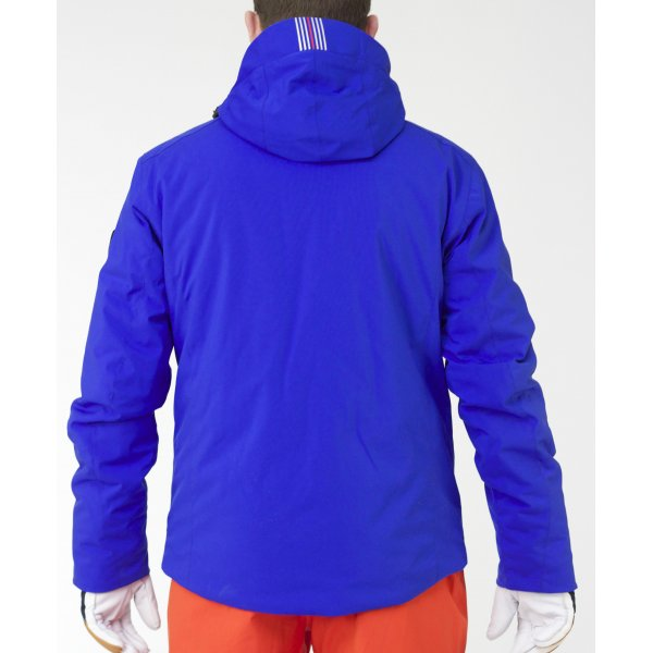 Armani Ea7 Fun Jacket 5 Mens Ski Jacket In Royal Blue