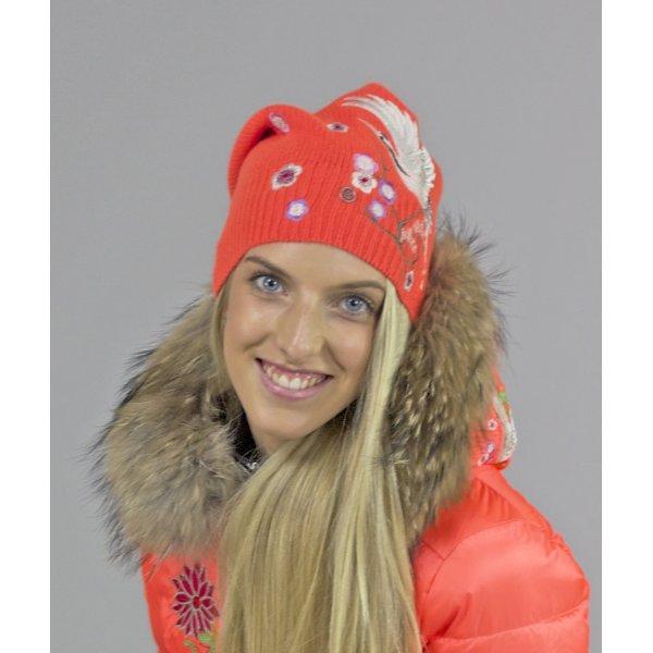 Bogner Petrina Womens Designer Ski Hat Bogner Ski Hat