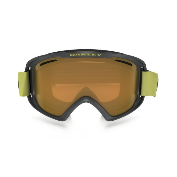 b26e96ed6e ... Oakley O2 XM Iron Citrus Frame Ski Goggle with Persimmon Lens. ‹