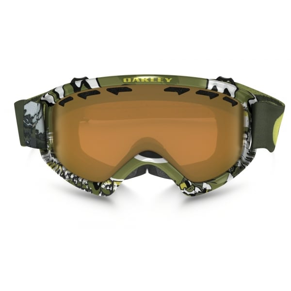 7a63e0943df2f ... Oakley O2 XS Shady Trees Army Green with Persimmon Lens ...