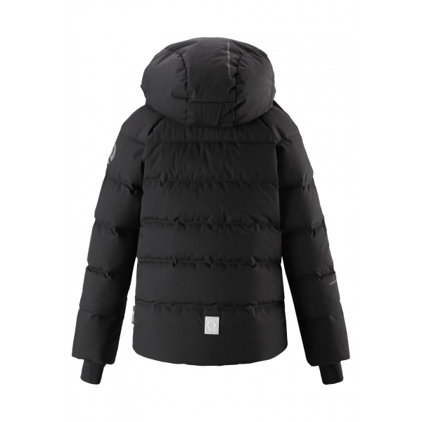056dafda3 Reima Wakeup Boys Down Ski Jacket in Black