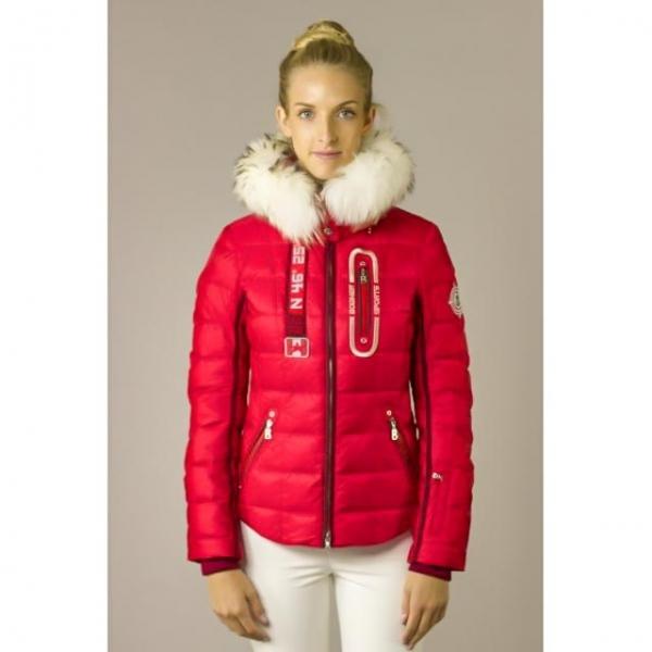 9472e3af98 Bogner Kaley D Womens Ski Jacket in Red
