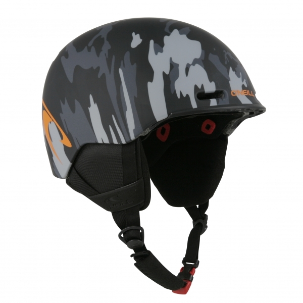 O'Neill Pro Ski Helmet Camou Black