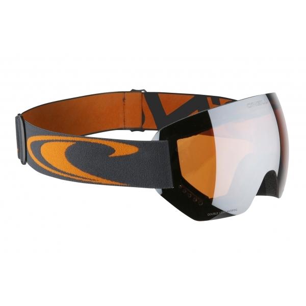 O'Neill Ski Goggles Core Black Orange