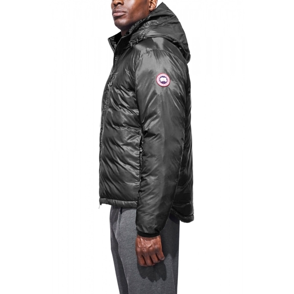 canada goose lodge down jacket graphite