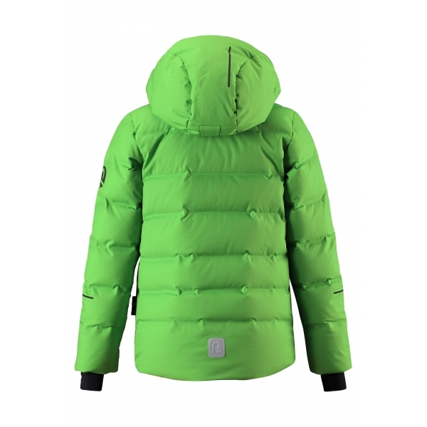 72c4ee20b Reima Wakeup Boys Down Ski Jacket in Green