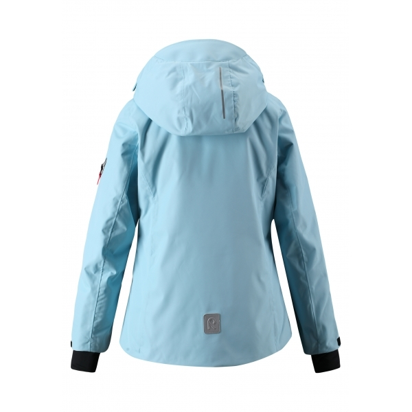 ... Reima Frost Girls Jacket in Turquoise ... 81ca4227c