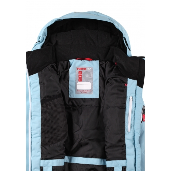 ... Reima Frost Girls Jacket in Turquoise. ‹ 206d06844