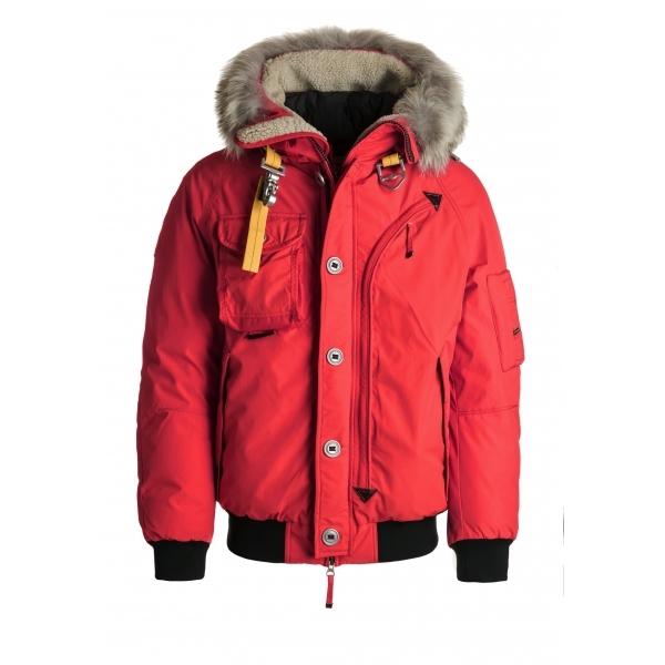 Parajumpers Tribe Mens Ski Jacket in Scarlet 41a20c301