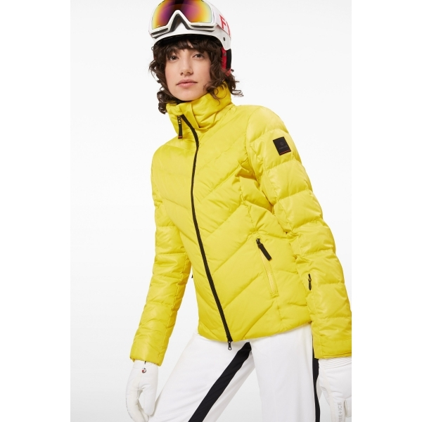 379ad3a729 Bogner Sassy D Womens Ski Jacket in Yellow