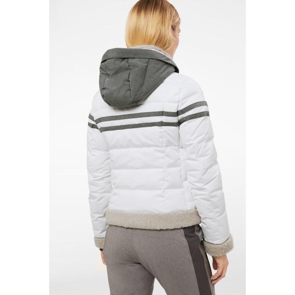 Bogner Zaida D Womens Ski Jacket In White