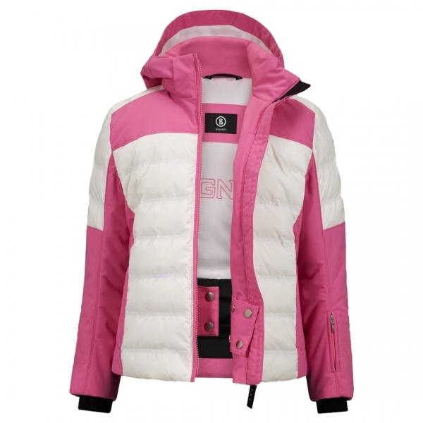 21bc72674 Bogner Demi D Girls Ski Jacket in Pink
