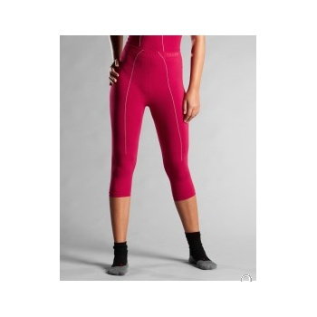 Falke Athletic 3/4 Tights Womens Ski Thermal in Peony