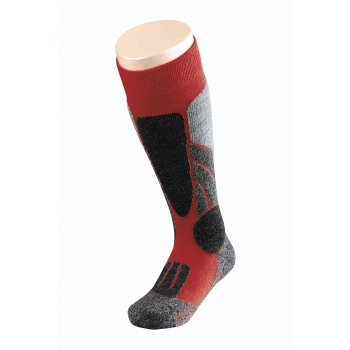 Falke SK1 Red Kids Ski Sock
