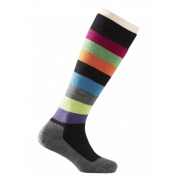 Falke Stripe Kh Kids Ski Socks