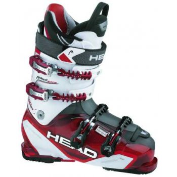Head Ski Head AdaptEdge 100 HPF in Red/White