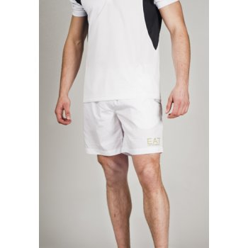 Armani Ea7 Armani Mens Air Duct Bermuda Short in White