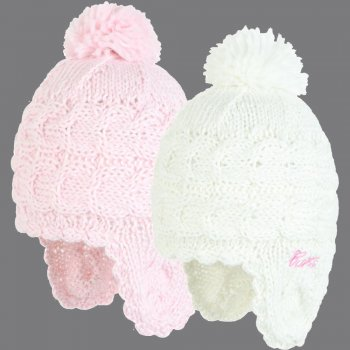 Barts Lucy Earflap Girls Kids Ski Hat