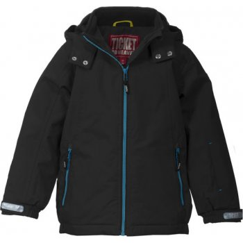 Ticket To Heaven Ticket Mico Ski Jacket in Black