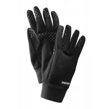 Hestra Ski Gloves Hestra Power Stretch Glove in Black