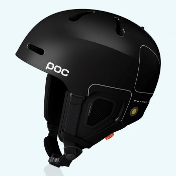 Poc Fornix Ski Helmet in Black