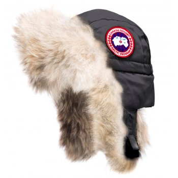 Canada Goose Aviator Hat in Navy