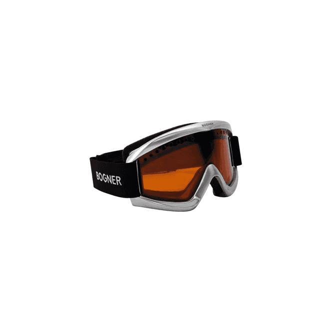 BOGNER Snow Goggles Polarized in Silver