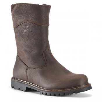 Olang Montreal Mens Winter Boot in Coffee