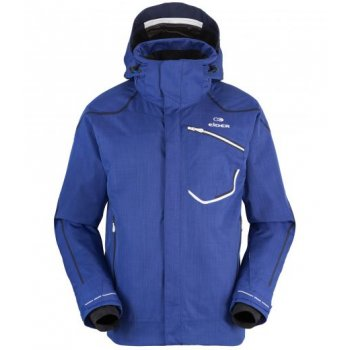 Eider Lillehammer Mens Ski Jacket in Dark Blue