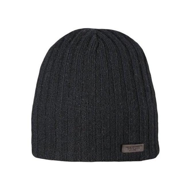 BARTS Haakon Beanie Ski Hat in Black