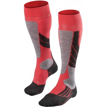 Falke SK2 Womens Ski Socks in Hibiscus