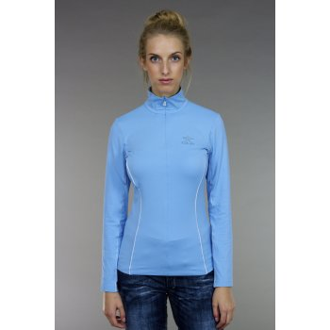 BOGNER Arielle Womens Baselayer in Pale Blue
