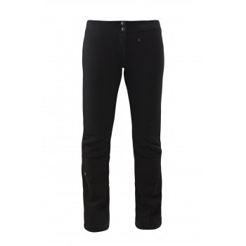 Mountain Force Womens Jet Fitted Ski Pant in Black