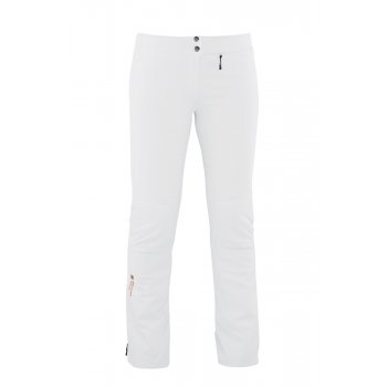 Mountain Force Womens Jet Fitted Ski Pant in White