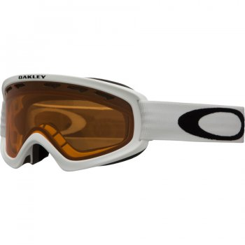 Oakley 02 XS Matte White with Persimmon Lens