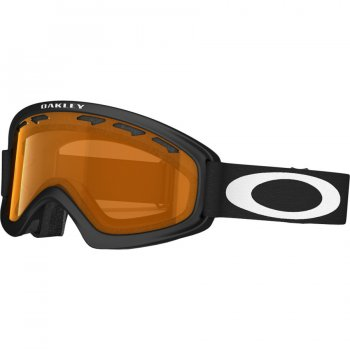 Oakley 02 XS Matte Black with Persimmon Lens