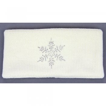 Steffner Sky Band Womens Ski Headband In Cream