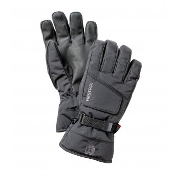 Hestra Ski Gloves Hestra Isaberg CZone Ski Glove in Black